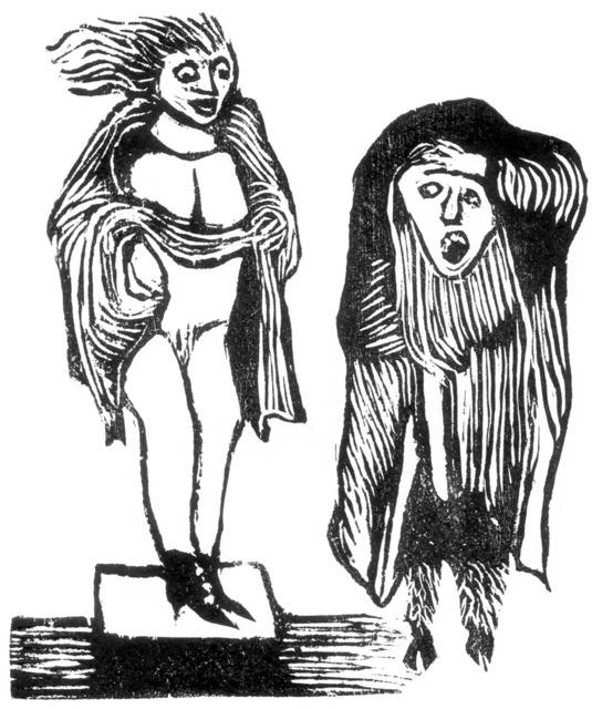 Ana Maria Pacheco, 'Gargantua and Pantagruel VIII', 2004, Pratt Contemporary