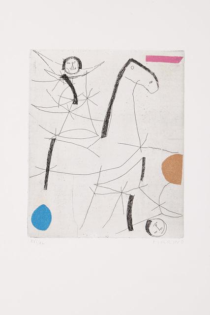 Marino Marini, 'Tout pres de Marino', 1971, Il Ponte