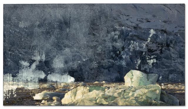 , 'Little Iceberg,' 2016, Miller Yezerski Gallery