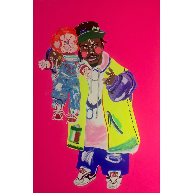 , 'Bushwick Bill,' 2015, Subliminal Projects