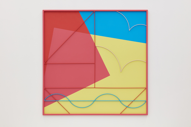, 'Facade,' 2016, Nicodim Gallery