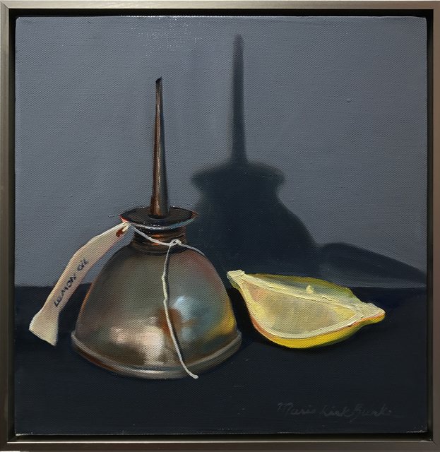 , 'Lemon Oil,' 2016, Judy Ferrara Gallery