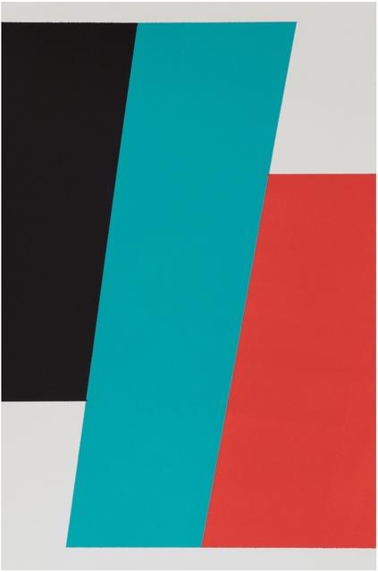 Jürgen Bauer, 'Fold (Reduced S3/4/2/4)', 2016, OSME Fine Art