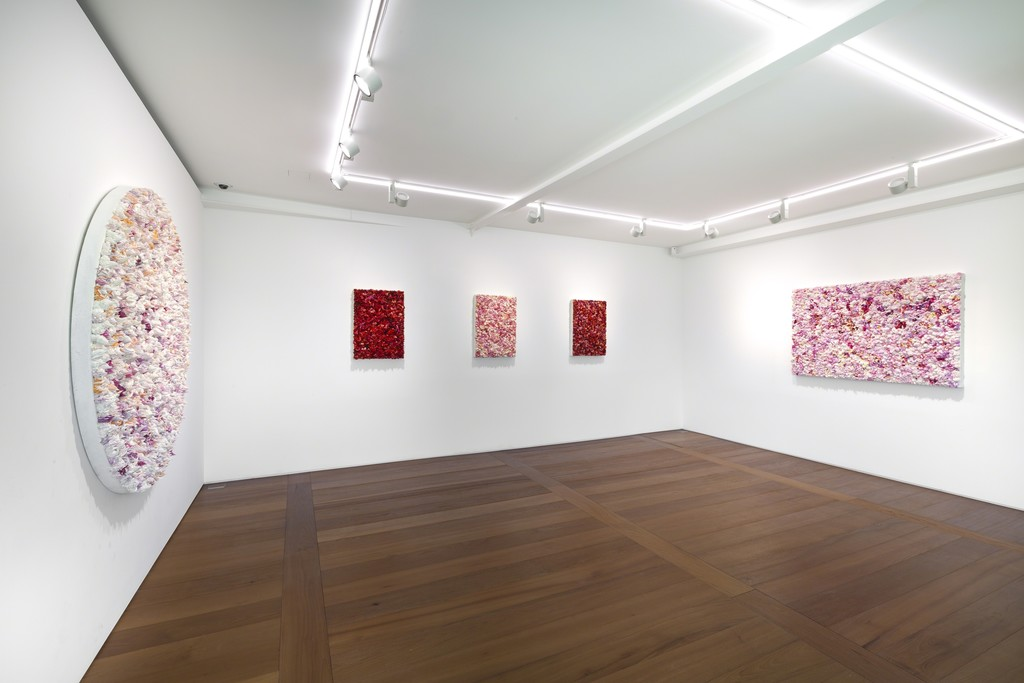 Installation view of XU ZHEN®'s exhibition at Perrotin, Seoul, 2018. Photo: Youngha Jo  Courtesy the Artist and Perrotin