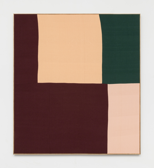 Ethan Cook, 'Untitled', 2019, Painting, Handwoven canvas in artist made frame, Andersen's