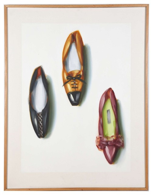 Lisa Milroy, 'Shoes', ca. 1980-1990, Jewel Goodby Contemporary