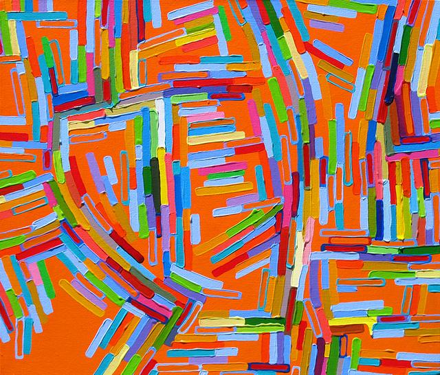 , 'Crux,' 2014, Kathryn Markel Fine Arts