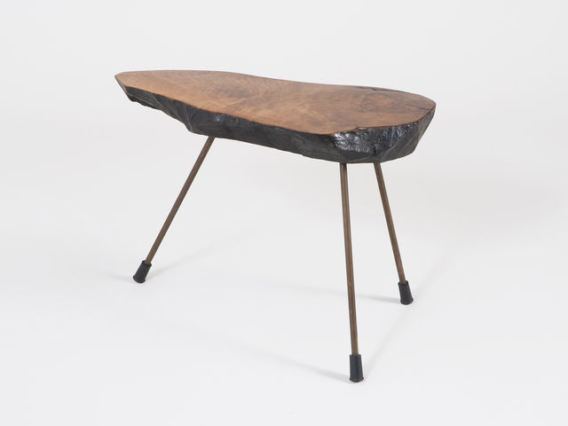 , 'Wood Side Table,' ca. 1950's, Patrick Parrish Gallery