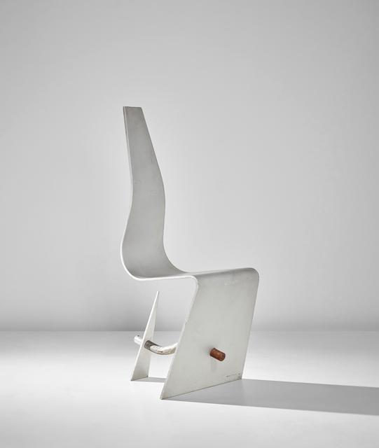 Ron Arad, ''Horns' chair', 1985-1989, Phillips