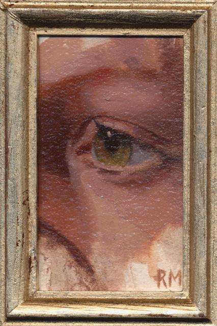 , 'Micro Eye,' 2016, Helikon Gallery & Studios