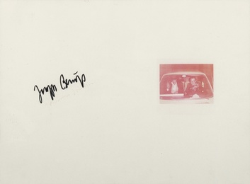 Joseph Beuys, 'Stuttgen,' 1984, Forum Auctions: Editions and Works on Paper (March 2017)