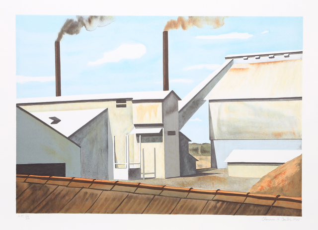 , 'American Factory,' 1980, RoGallery
