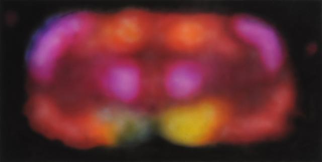 , 'Aura Convergence, Gurdjieff & Vivekananda,' 2013, Jessica Silverman Gallery