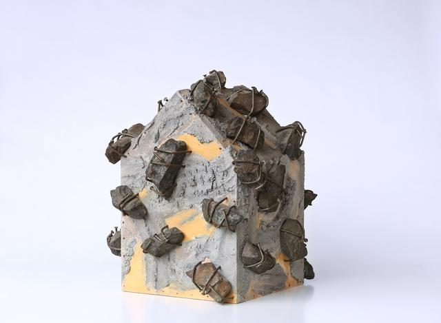 , 'Brockhaus für Brockhaus,' 1992, Galerie Utermann