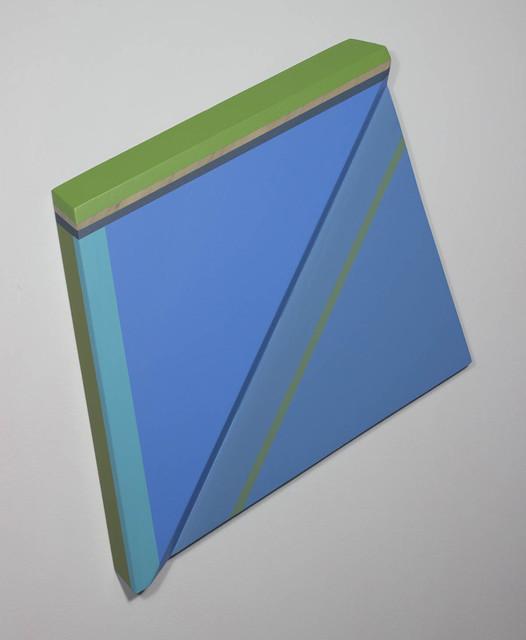 , 'Margins,' 2016, Galleri Urbane