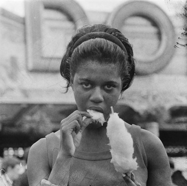 , 'Rema Nelson, Drum test shoot, Battersea Park,  London, 1960,' 2020, Galerie Clémentine de la Féronnière