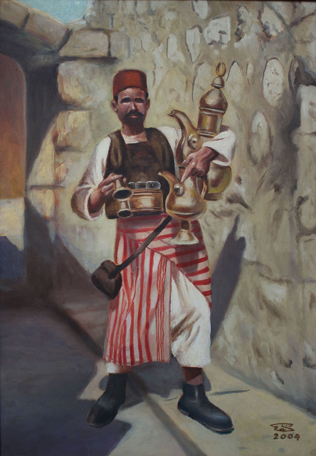 , 'Suess Vendor,' 2004, Al Ma'mal Foundation for Contemporary Art
