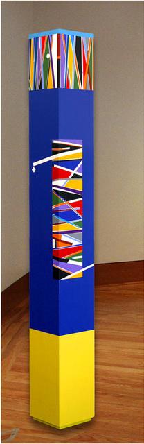 , 'Obelisk 2,' 2010, ArtSpace / Virginia Miller Galleries