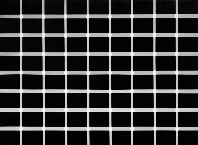 , 'donotclickthru (black rectangles),' 2016, Galleria Pack