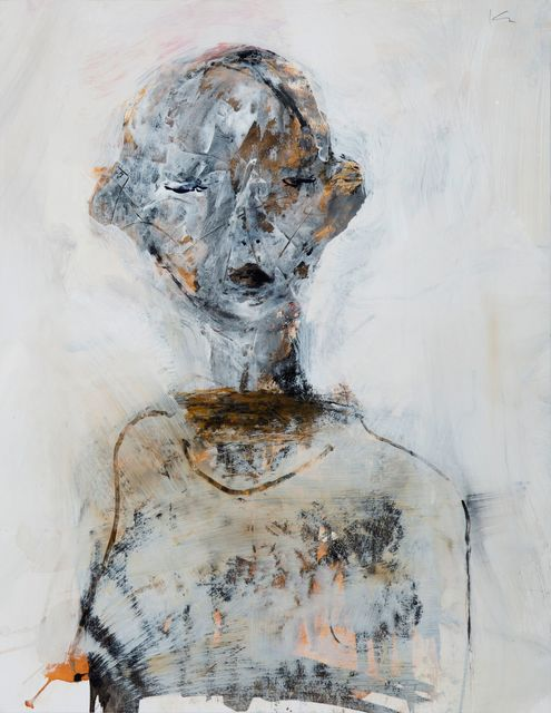 , 'Portrait No. 22,' 2017, Patricia Rovzar Gallery