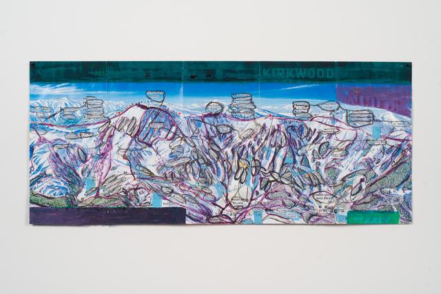 , 'Kirkwood (Green Top),' 2013, Fleisher/Ollman