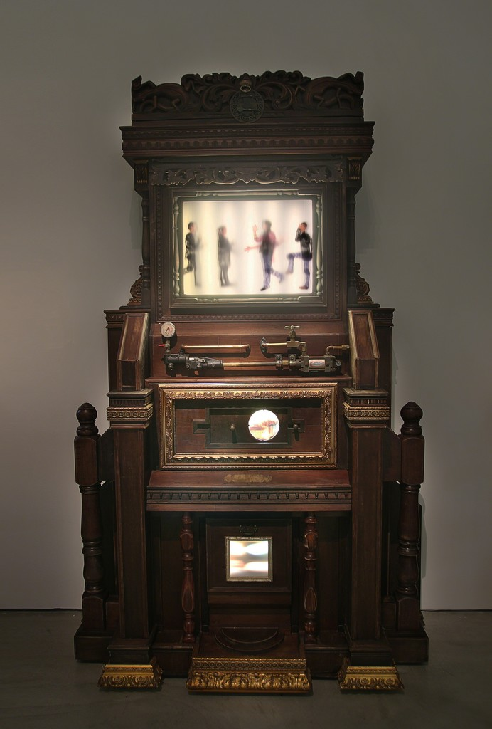 Tu Wei-Cheng, 'The	Emperor's Treasure Chest	 - Two,' , Tina Keng Gallery