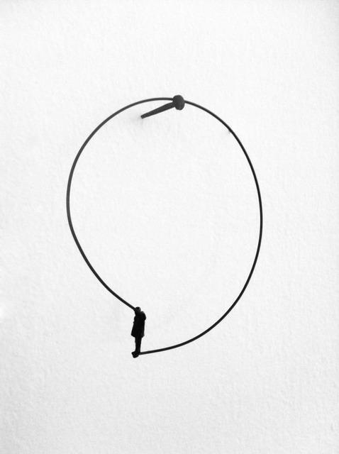 , 'Standing Holding,' 2009, Keitelman Gallery