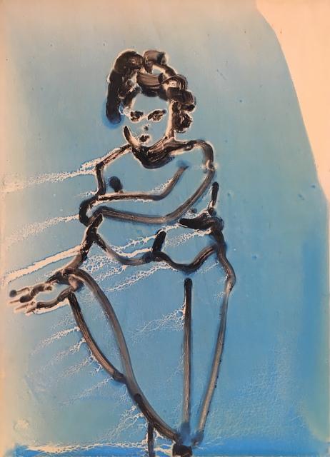 Ilona Szalay, 'Blue 2', 2019, Arusha Gallery
