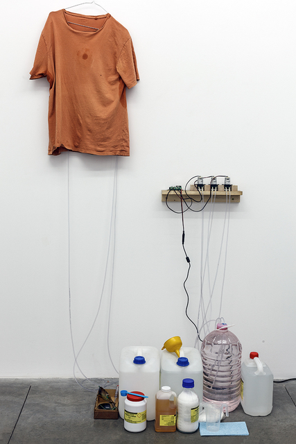 , 'A Clockwork Sweat,' 2016-2019, SARIEV Contemporary