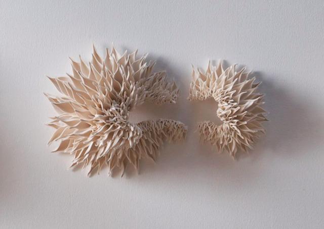 , 'Teasel, Wall Piece – Sequence 3,' 2019, Cynthia Corbett Gallery