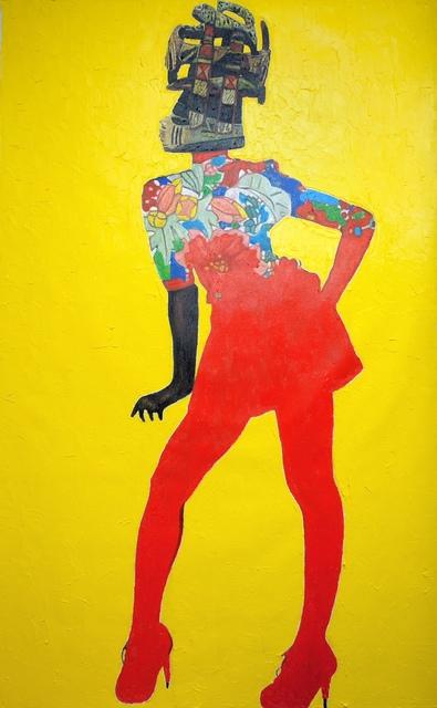 , 'La Parisienne II,' 2017, Ed Cross Fine Art