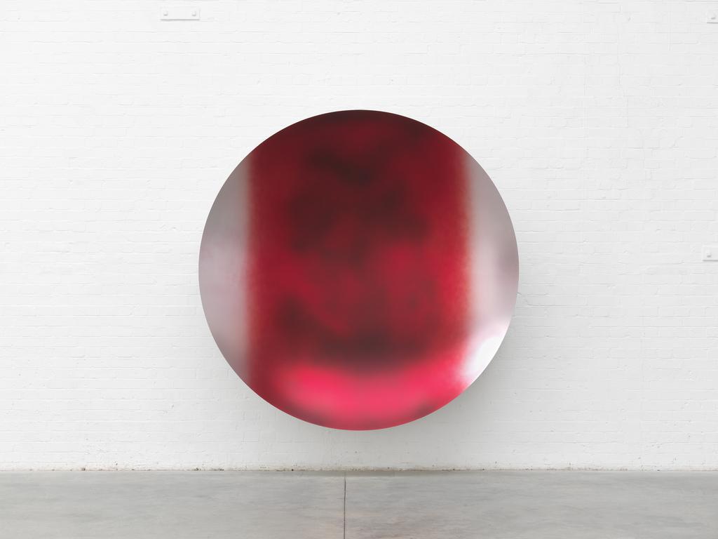, 'Mirror (Apple Magenta mix 2 and Brandy Wine Mist),' 2019, Lisson Gallery