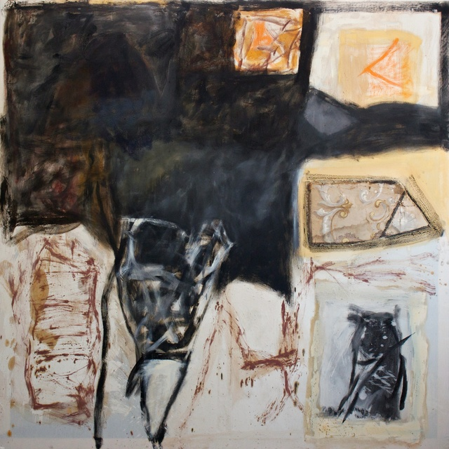 Marcello Mariani, 'Forma Archetipa', 2012, Painting, Oil and Mixed Media on Canvas, Studio Mariani Gallery