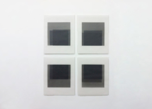 Julia Mangold, 'Set of four drawings: Untitled', 2012, Bartha Contemporary