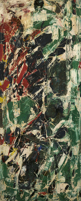 , 'Untitled (53-38A),' 1953, Berry Campbell Gallery