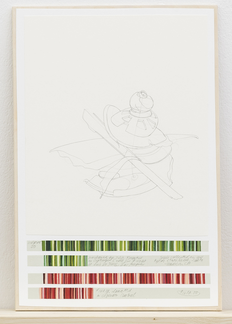 ", 'Sculpture 50 from the series ""Gratitude Project"",' 2019, Galerie Hubert Winter"