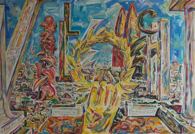 """, '""""Wille zur Macht"""",' 2015, Krokin Gallery"""