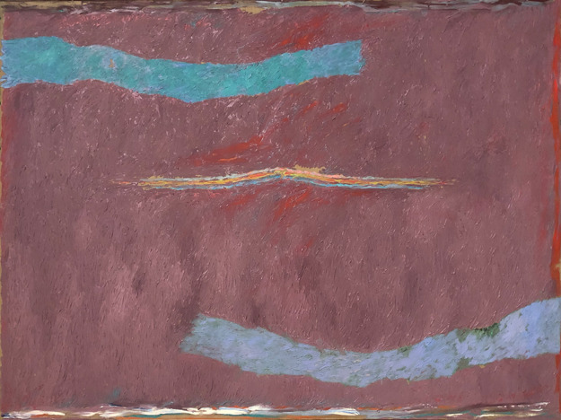 Stanley Boxer, 'Sultryfrost', 1973, Galerie d'Orsay