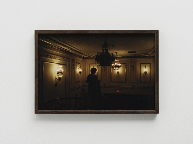 , 'Lobby Orpheus, the Orpheum, Madison, WI,' 2010-2015, Pilar Corrias Gallery