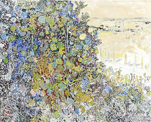 , 'View Towards Le Briloe from La Clotte,' ca. 1981, Sylvester Fine Art