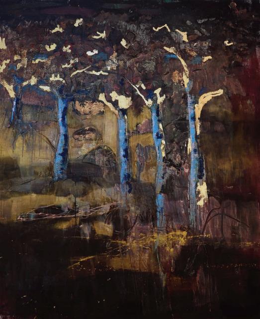 , 'Scorcio di foresta,' 2016, Maddox Gallery