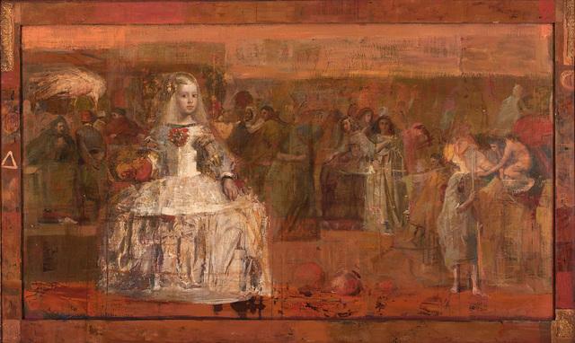 , 'Hommage à Velázquez,' 1999, Pera Museum