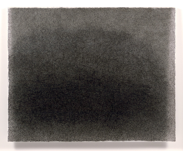 Anne Lindberg, 'float 12', 2005, Drawing, Collage or other Work on Paper, Ink on vellum, Haw Contemporary