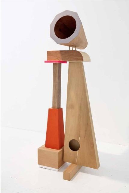 , 'Grave Digger #7 (Broadcaster Pelvis),' 2013, Nathalie Karg Gallery