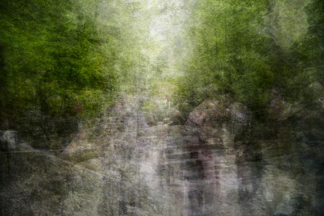 , 'River Walk,' 2013, Winsor Gallery