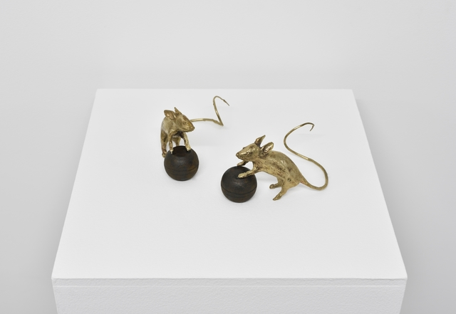 , 'Jules et Jim,' 2015, Galerie Mitterrand