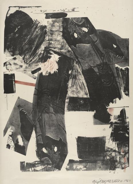 Robert Rauschenberg, 'Front Roll', 1964, San Francisco Museum of Modern Art (SFMOMA)