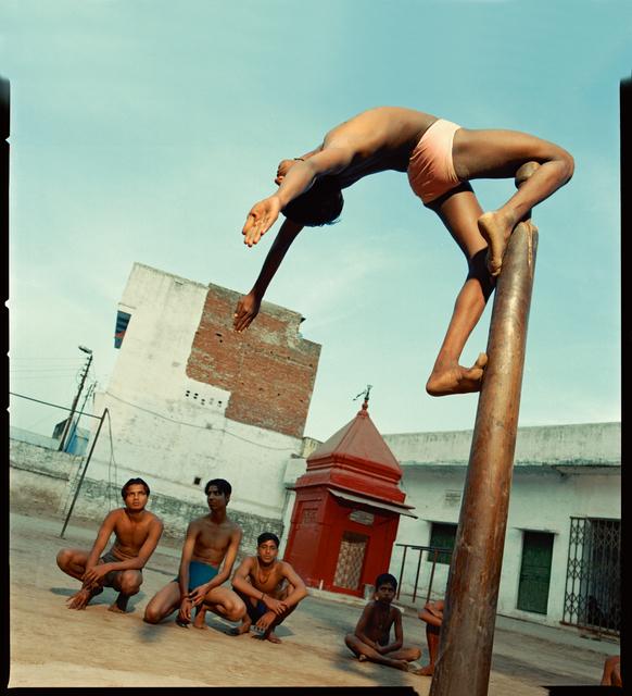, 'Mallakambh Study #7,' 2009, TASCHEN