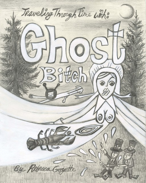 , 'Ghost Bitch: Traveling Through Time,' 2016, Freight + Volume