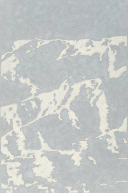 Joe Davidson, 'Landscape (San Gabriel I) (pentaptych)', 2009, Other, Scotch tape on vellum, Heritage Auctions